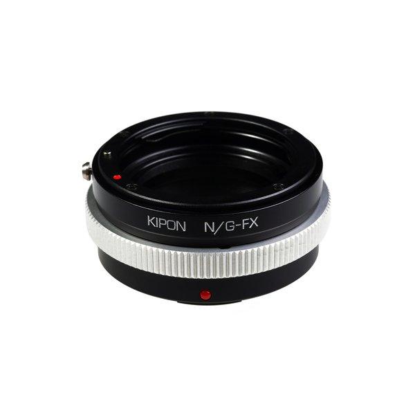 Kipon Adapter Nikon G to Fuji X