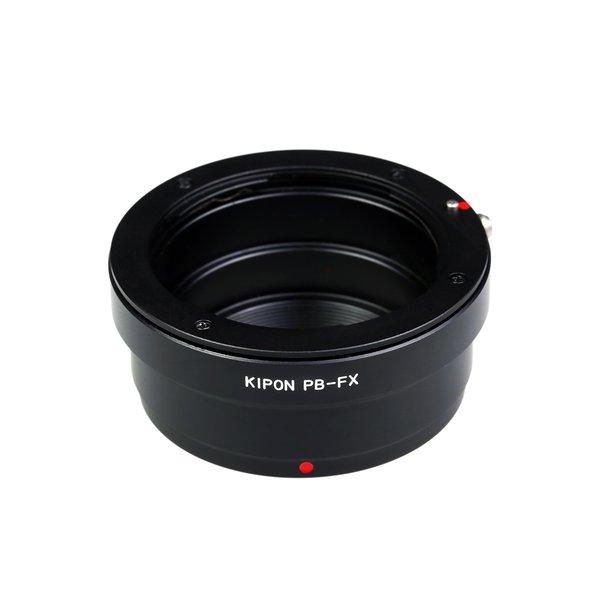 Kipon Adapter Praktica to Fuji X