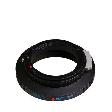 Kipon Adapter Nikon G to Fuji GFX