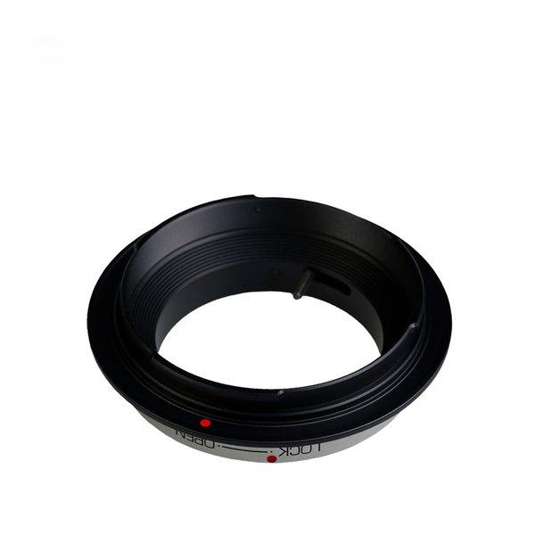 Kipon Adapter Canon FD to Fuji GFX
