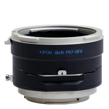 Kipon Shift Adapter Pentax 67 to Fuji GFX
