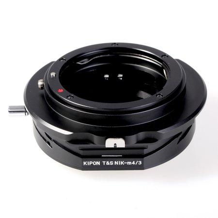 Kipon Tilt and Shift Adapter Nikon F to micro 4/3
