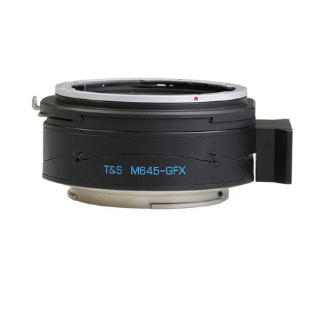 Kipon Pro T-S AdapterMamiya 645 to Fuji GFX
