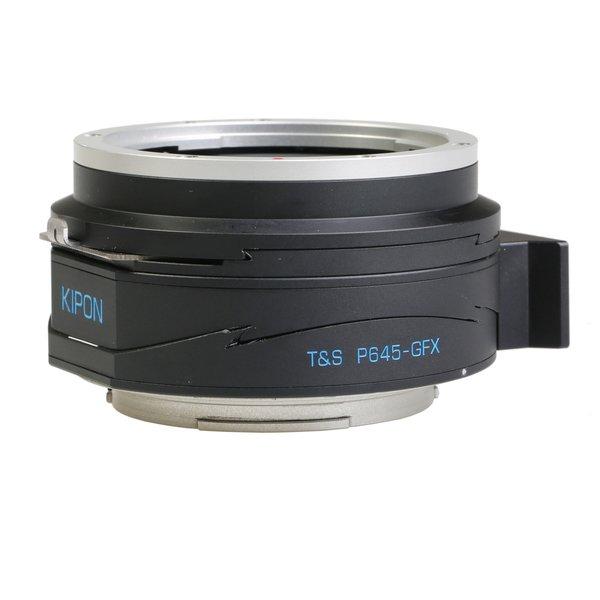 Kipon Pro T-S Adapter Pentax 645 to Fuji GFX