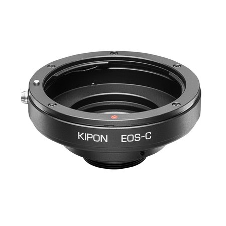 Kipon Adapter Canon EF to C-Mount