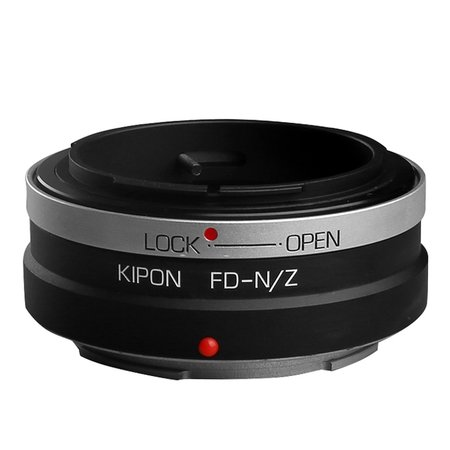 Kipon Adapter Canon FD to Nikon Z