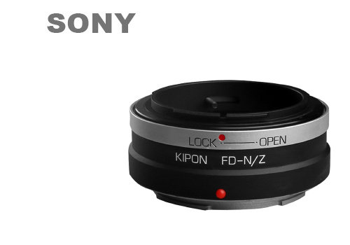 Kipon Sony