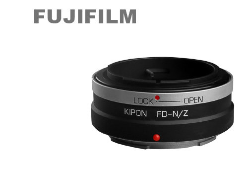 Kipon Fujifilm
