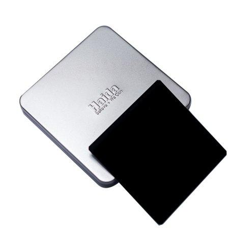 Haida ND Filter 6 Stops 100x100mm ND1.8 64x Red Diamond