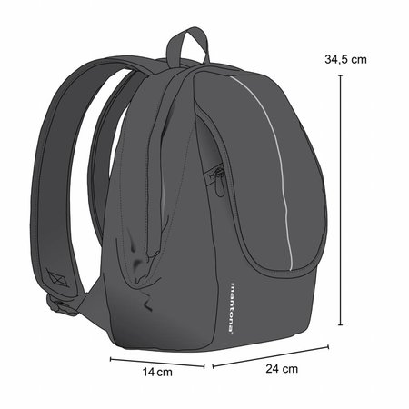 mantona Camera Backpack Outdoor Elements 10  SALE