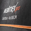 Walimex Pro Softbox Orange Line 40x180 Sale