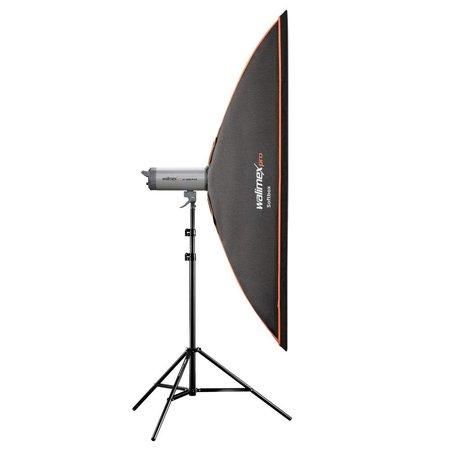 walimex pro Softbox Orange Line 40x180 -  SALE