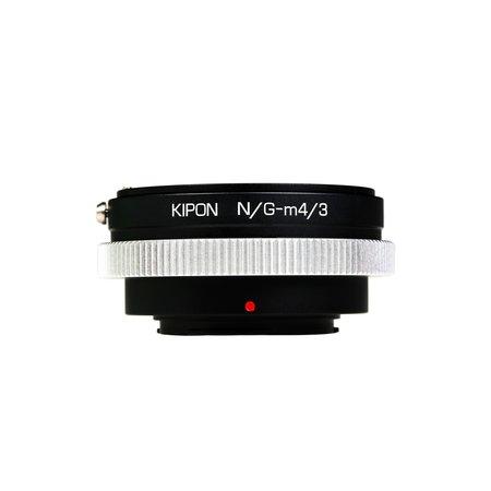 Kipon Adapter für Nikon G auf MFT - SALE