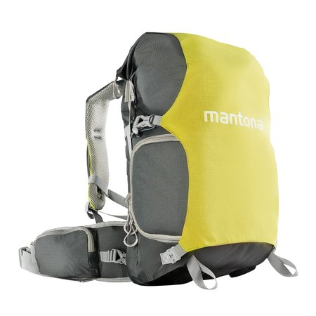 mantona Camera bag elementsPro V2 30 green