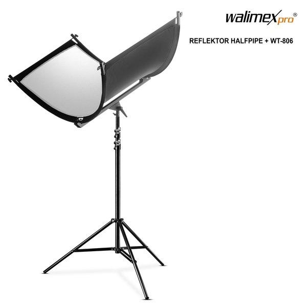 Walimex Pro Reflector Halfpipe + WT-806