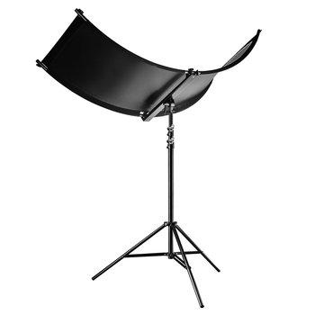Walimex Pro Reflektor Halfpipe + WT-806