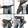 Walimex Pro Camera Waist Belt With V-Dock Argus