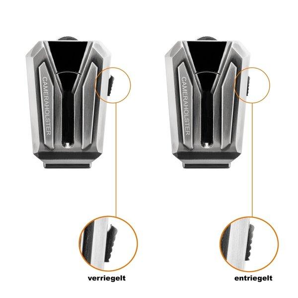 Walimex Pro V-Dock Argus voor camera