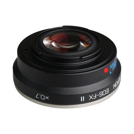 Baveyes Adapter for Canon EF to Fuji X (0.7x) II