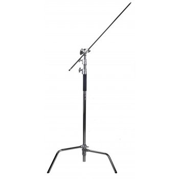 Lencarta Heavy Duty Century Boom Arm Light Stand