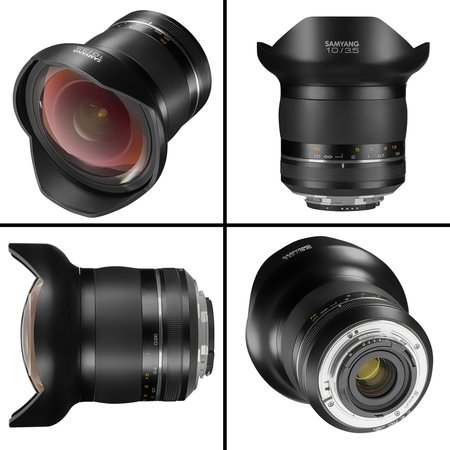 Samyang Objectief XP 10mm F3.5 Nikon F