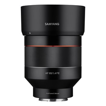 Samyang Objectief AF 85mm F1.4 for Sony FE-Mount