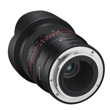 Samyang Camera Lens MF 14mm F2.8 Z for Nikon Z