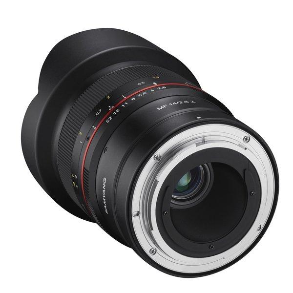 Samyang Objectief MF 14mm F2.8 Z for Nikon Z