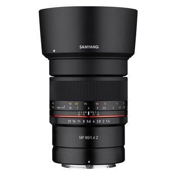 Samyang Objektive MF 85mm F1,4 Z für Nikon Z