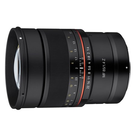 Samyang Objectief MF 85mm F1.4 Z for Nikon Z