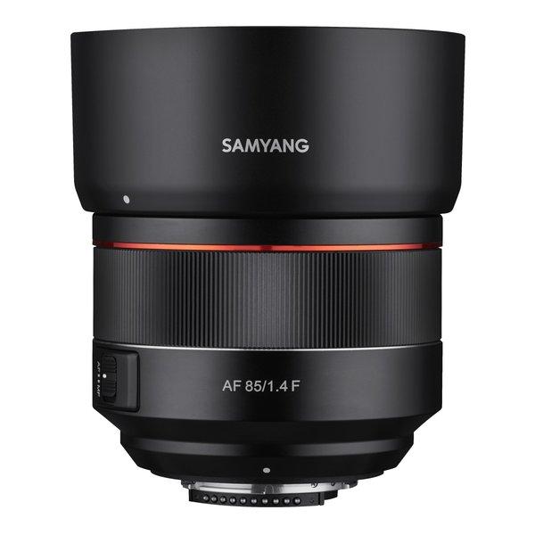 Samyang Objectief AF 85mm F1.4 F for Nikon F