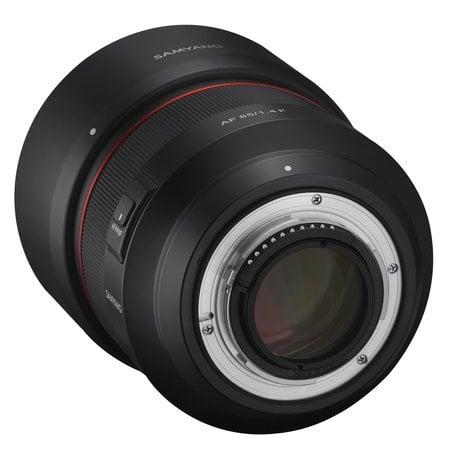Samyang Camera Lens AF 85mm F1.4 F for Nikon F
