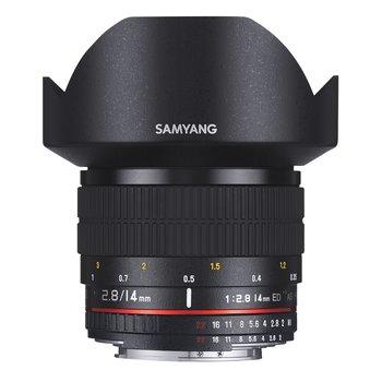 Samyang Objektive MF 14mm F2,8 Nikon F AE