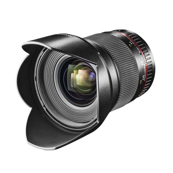 Samyang Objectief MF 16mm F2,0 APS-C Nikon F AE