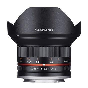 Samyang Objektive MF 12mm F2,0 APS-C Sony E