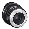 Samyang Camera Lens  MF 12mm T3,1 Fisheye Video DSLR Nikon F