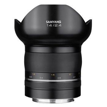 Samyang Objektive XP 14mm F2.4 Nikon F Premium MF