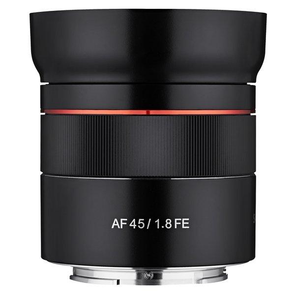 Samyang Objectief AF 45mm F1,8 FE  Sony E