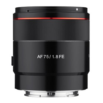 Samyang Objektive AF Sony 75mm F1.8 FE - Tiny but Absolute