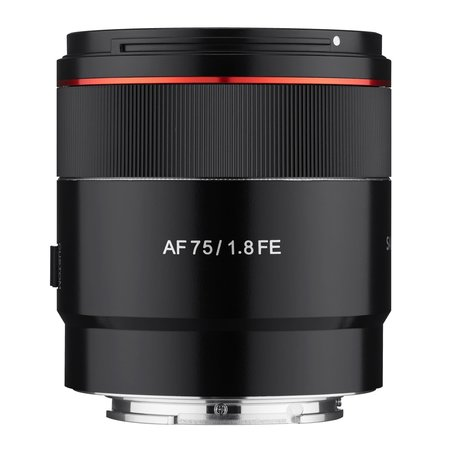 Samyang Objectief AF Sony 75mm F1.8 FE - Tiny but Absolute