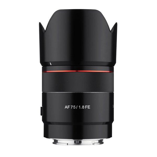 Samyang Objectief AF Sony 75mm F1.8 FE