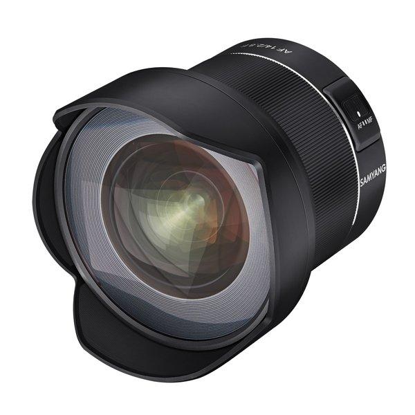 Samyang Objectief AF 14mm F2,8 F für Nikon F