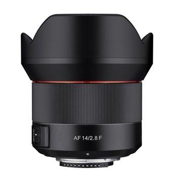 Samyang Camera Lens  AF 14mm F2,8 F Nikon F