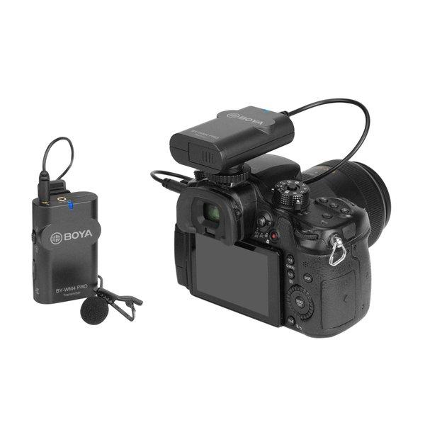 Walimex Pro Boya WM4 Pro K-1 Mikrofon 2er Set