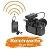 Walimex Pro Boya WM4 Pro K-2 Microfoon Set van 2