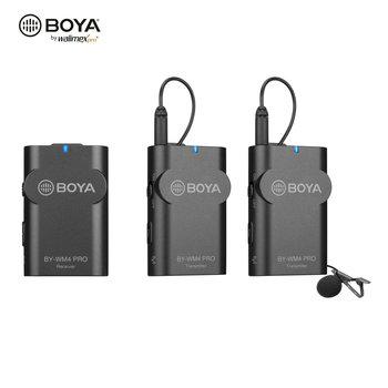 Walimex Pro Boya WM4 Pro K-2 Microphone Set of 3