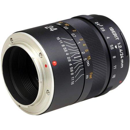 Kipon Lenses  Iberit 90/2,4 full-frame Sony E
