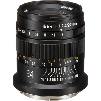 Kipon Lenses  Iberit 90/2,4 full-frame Fuji X
