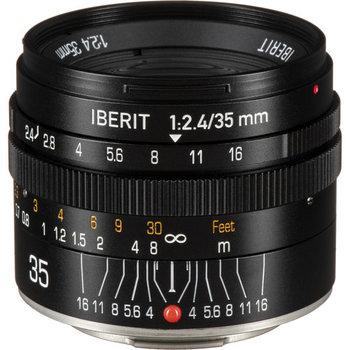 Kipon Lenses  Iberit 35/2,4 full-frame Sony E