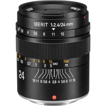 Kipon Lenses  Iberit 24/2,4 full-frame Sony E